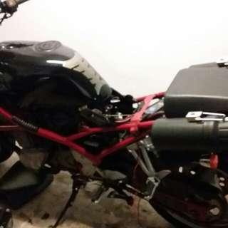 Motorbike Motorcycle Onsite battery Service