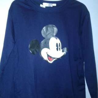 Mickey pull over