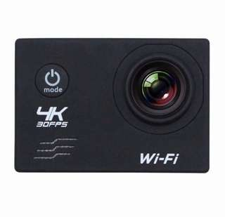 4K ultraHD Action Camera with Remote