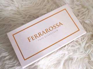 FERRA ROSSA MESMERIZE MAGNETIC EMPTY PALETTE.  Processing proceed upon full payment received via bank transfer
