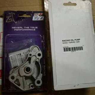 Uma racing oil pump rs150r sonic