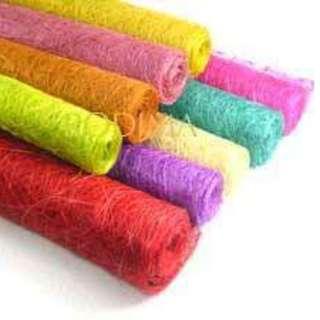 Abaca Natural Fiber Cloth