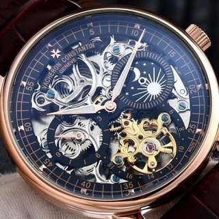 Vacheron Skeleton