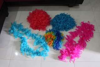 Photobooth Props / Wig