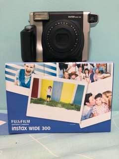 Fujifilm Instax wide rental