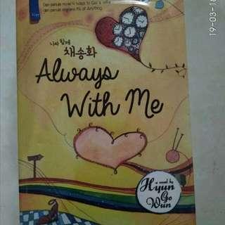 Novel Always With Me #IPB218
