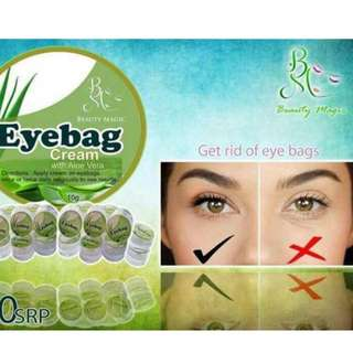 beauty magic eyebag cream