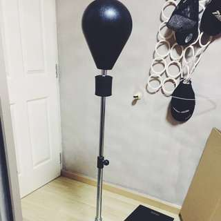 Speed Standing Punch Pad