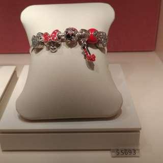 (正價5693)米妮老鼠潘朵拉全套 (Minnie Mouse Pandora Set)