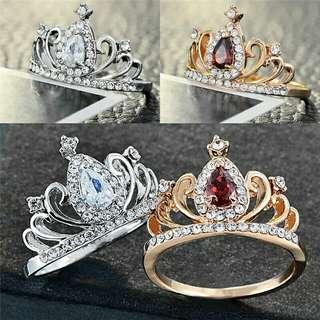 👑 Crown Ring 👑