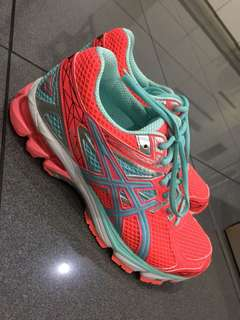 Asics Gel GT-1000 3 Woman Running Shoes, Diva Pink/Ice Blue/Silver