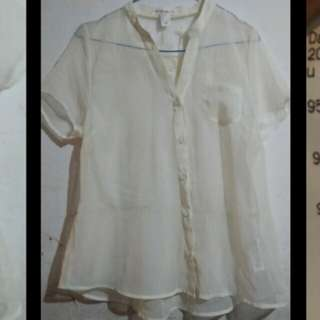 CLEARANCE SALE forever21 atasan blouse