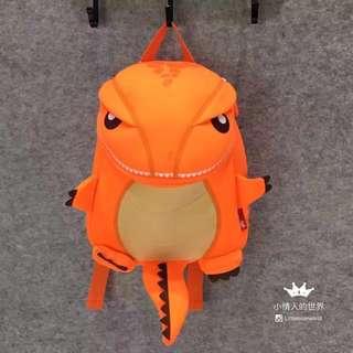 超可愛兒童恐龍背包 3-6歲適用