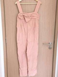 authentic Jill Stuart stylish jumpsuit - size 4