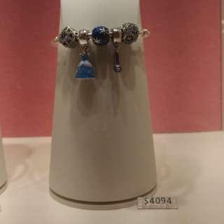 (正價4094)灰姑娘潘朵拉全套 (Cinderella Pandora Set)
