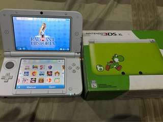 3ds xl cfw with games