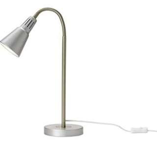 Table Lamp (silver - Ikea)