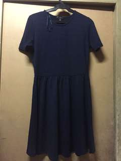Cotton On Navy Dress