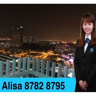 3 bedder condo unit for sale in Jurong East with stunning view !!
