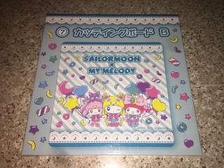 Sanrio My Melody x 美少女戰士 抽獎 一番賞 鉆板B