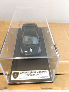 1/43 Gallardo Hamann 2005. LookSmart.