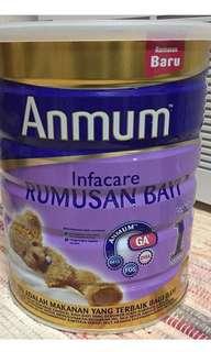 (Reduce price) Anmum infacare rumusan bayi
