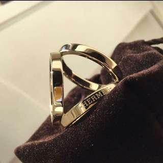 Hermes Scarf Ring - Trio