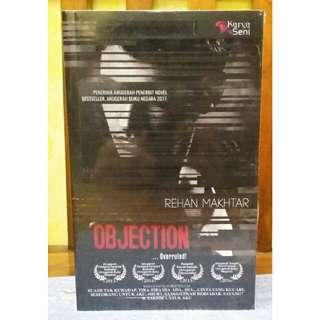 Objection (Novel Melayu)