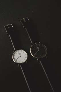 Daniel Wellington DW (classic black) 40mm