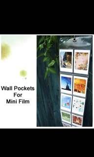Wall Pocket For Instax Mini Film