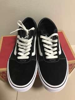 Original Vans Ward Men's Suede Skate Shoes!