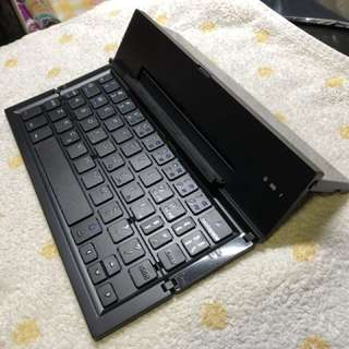 藍牙鍵盤 bluetooth keyboard for iPad iPhone Android