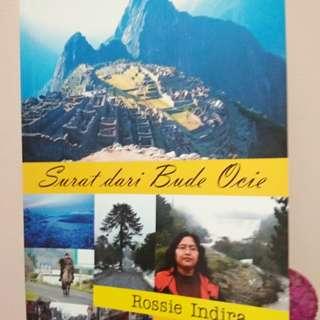 Buku Surat dari Bude Ocie by Rossie Indira