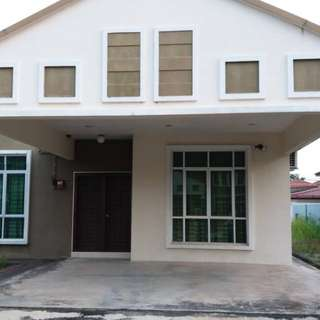 Bungalow for sale on Taman Krubong Perdana Malacca