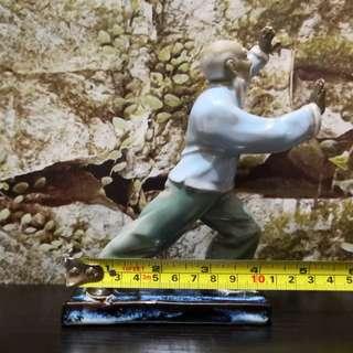 Taiji master figure