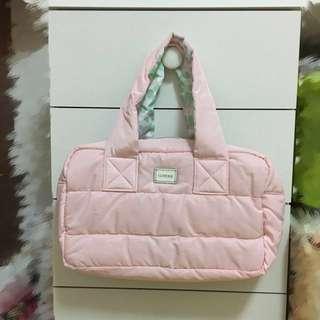 CLINIQUE 粉紅色空氣包