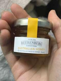 迷你罐裝澳洲蜜糖 Beerenberg honey 30g 回禮蜜糖