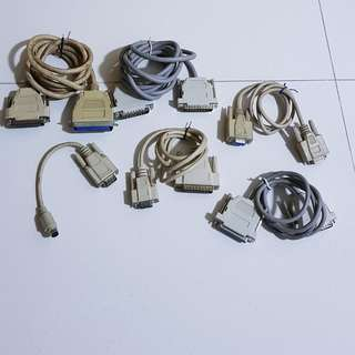 Serial and Parallel Cables