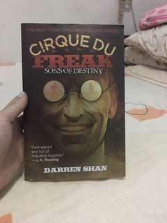 Cirque du Freak Sons of Destiny by Darren Shan