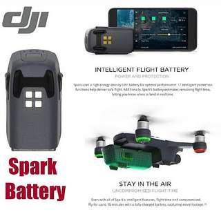 DJI Spark Battery/ 100% Original and authentic/ Local DJI Warranty