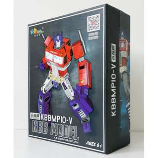 Transformers KBB MP10V MP10-V G1 Optimus Prime