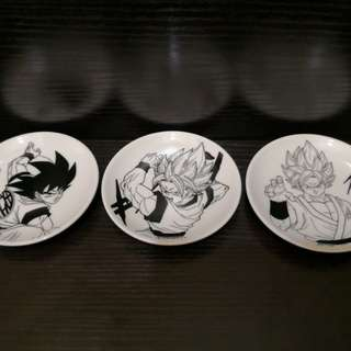 Dragon Ball small decor plate