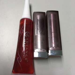 Lipstick bundle (lipstick & lip tint)