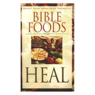 [eBook] Bible Foods that Heal - Benny Hinn