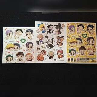 Exo fanart Sticker