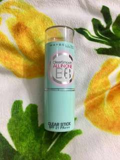 Maybelline Clear & Smooth BB Stick