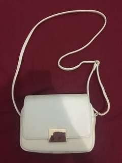 Sling bag putih H&M