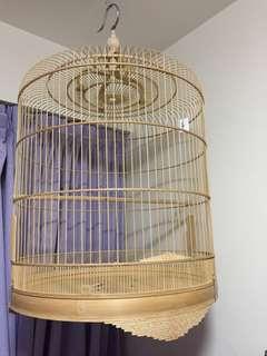 "Shama 24"" banzi fine cage"