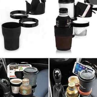 5in1 car cup holder