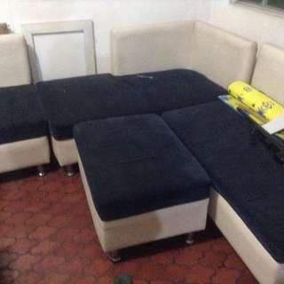 3 Pc Corner Sofa